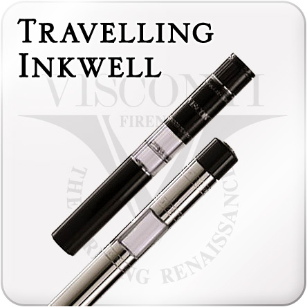 Visconti Travelling Inkwell