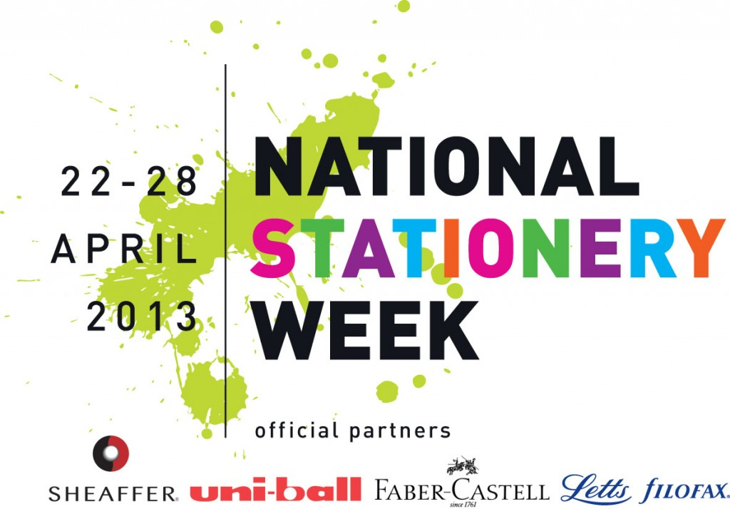 National Stationery Week 2013