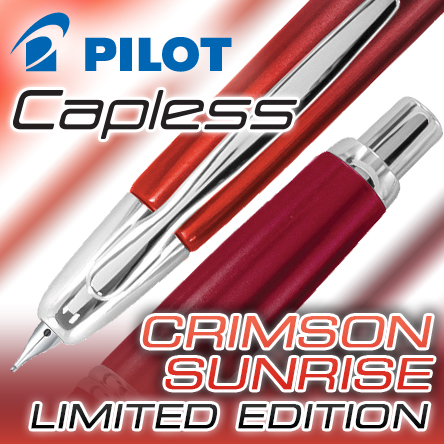 Pilot Capless Crimson