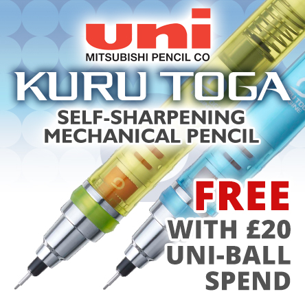 Kuru Toga free with £20 spend