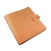 Atoma Pur Leather Folder A5+ Natural