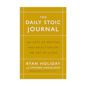The Daily Stoic Journal by Ryan Holiday