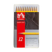 Caran d'Ache Technograph Pencil 777 Set of 12