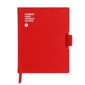 Caran d'Ache 849 Canvas Cover Notebook A6+