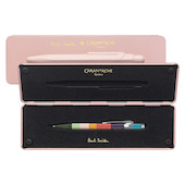 Caran d'Ache 849 Ballpoint Pen Paul Smith Limited Edition Rose Pink