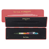 Caran d'Ache 849 Ballpoint Pen Paul Smith Limited Edition Coral Pink