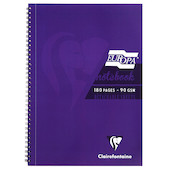 Clairefontaine Europa A4 Spiral-Bound Notebook