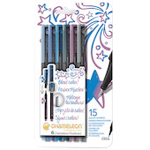 Chameleon Fineliner Set of 6 Assorted Cool