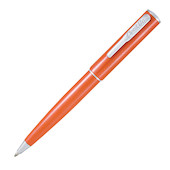 Conklin Coronet Ballpoint Pen Orange