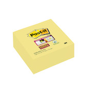 Post-it Super Sticky Cube Canary Yellow