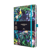 Castelli Eden Notebook 130x210mm Lily