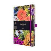Castelli Eden Notebook 130x210mm Orchid