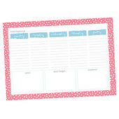 Dotty About Paper Desk Planner Pinking Out Loud