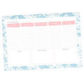 Dotty About Paper Desk Planner Sweet Sherbet Dreams