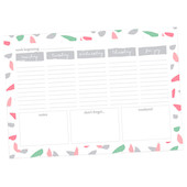Dotty About Paper Desk Planner Paint the Town