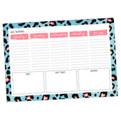 Dotty About Paper Desk Planner Don't Ever Change