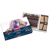 Derwent Coloursoft Wrap Set