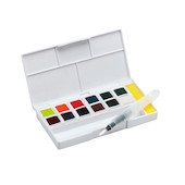 Derwent Inktense Paint Pan Travel Set #02