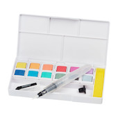 Derwent Pastel Shades Paint Pan Set