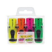 edding 7 Mini Highlighter 4 Pack