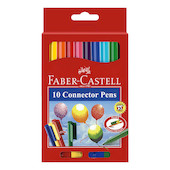 Faber-Castell Connector Pens Set of 10