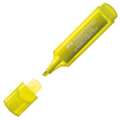 Faber-Castell Textliner 1546 Ice Highlighter Yellow Promotion