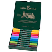 Faber-Castell Albrecht Durer Watercolour Markers Set of 10