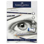 Faber-Castell Creative Studio Sketch Pad A4