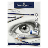 Faber-Castell Creative Studio Sketch Pad A5