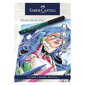 Faber-Castell Creative Studio Mixed Media Pad A5