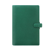 Filofax Finsbury Personal Organiser Forest Green
