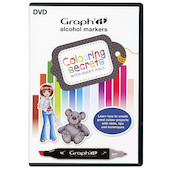 Graph'it Colouring Secrets DVD with Nikky Hall