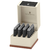 Graf von Faber-Castell Ink Cartridges Gift Box of 20