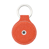 Graf von Faber-Castell Colours Leather Keyring Burnt Orange