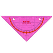 KUM GeoFile Triangle Protractor