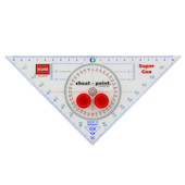 KUM Super Geo Stop & Go Set Square