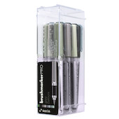 Karin Brushmarker PRO Set of 12 Grey Colours