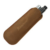 Kaweco Eco Wild Raw Leather Pen Pouch for Two Sport Pens