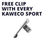 Kaweco Octagonal Pocket Clip for Sport Pens Promotion