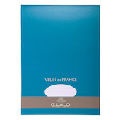 G Lalo Velin de France Writing Pad A4