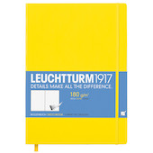 Leuchtturm1917 Sketchbook Master Lemon