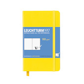 Leuchtturm1917 Sketchbook Pocket Lemon