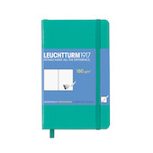 Leuchtturm1917 Sketchbook Pocket Emerald
