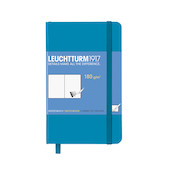 Leuchtturm1917 Sketchbook Pocket Azure