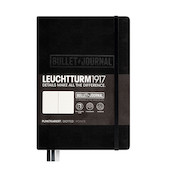 Leuchtturm1917 Bullet Journal A5 Black