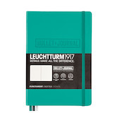 Leuchtturm1917 Bullet Journal A5 Emerald