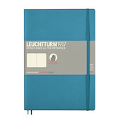 Leuchtturm1917 Softcover Notebook B5 Nordic Blue