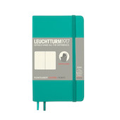 Leuchtturm1917 Softcover Notebook Pocket Emerald