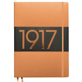 Leuchtturm1917 Hardcover Notebook Master Slim Copper