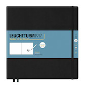Leuchtturm1917 Sketchbook Square Black